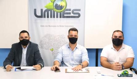 Câmara Técnica de Saúde da UMMES realiza conferência sobre o combate a COVID-19!